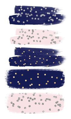 Navy and Blush Pink Watercolor Brush Strokes Glitter, Foil Clipart, Chic Paint Strokes, Sparkles Clip Art, 50 PNG Images Blush Rosa, Blush Pink, Watercolor Brushes, Pink Watercolor, Paint Strokes, Brush Strokes, Glitter Png, Graphic Projects, Crisp Image