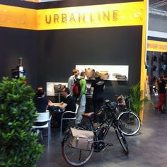 Outdoor stand3 Ortlieb New urban range