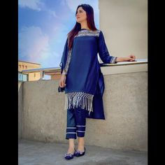 Best Casual Dresses, Stylish Dresses For Girls, Casual Outfits, Beautiful Dress Designs, Stylish Dress Designs, Modest Fashion Hijab, Indian Fashion Dresses, Monsoon Fashion, Fancy Dress Design