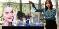 Los espejos inteligentes de Samsung en una peluquería http://j.mp/1XNSp6i    #Belleza, #CoreaDelSur, #EspejoInteligente, #Noticias, #Samsung, #Tecnología