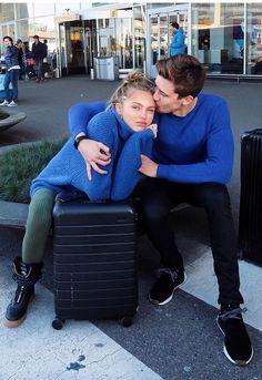 Looks coordinados en pareja