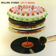 Being more of a Beatles fan vs. Stones there was still something that drew me into this record. Maybe it was the strawberry short cake looking cover!
