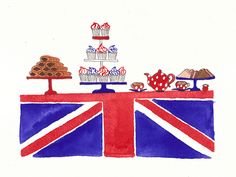 Union Jack & Tea - how about this one next?