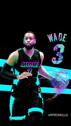 Dwyane wade Miami Heat wmcskills photoshop - NBA -You can find Miami heat and more on our website. Mvp Basketball, Miami Heat Basketball, Basketball Legends, Basketball Uniforms, Nba Pictures, Basketball Pictures, Best Nba Players, Lebron James Lakers, Basketball Photography