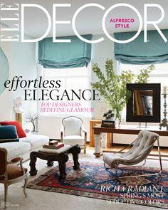 elle decor - Elle Decor Magazine
