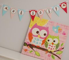 Bump Smitten: Real Baby Shower: Owl Love You Collection.  Plus lots of other showers, ideas, free printables