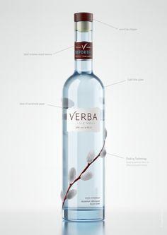European Design - VERBA vodka