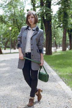 Vest, Wordpress, Jackets, Blog, Fashion, Down Jackets, Moda, Fashion Styles, Blogging