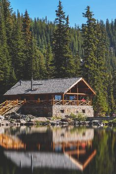 wnderlst:  Lake Agnes, Canada | Sweet Shot