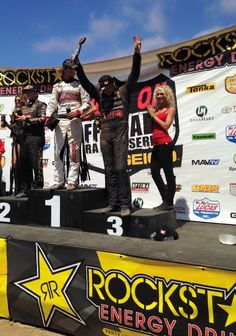 August 2015: AFM takes over Mexico! Check out Lynsey on the winner's podium at the Lucas Oil Off Road Racing Series in Ensenada, B.C., Mexico #Grabber #GT100 #anywhereispossible #generaltire #esterobeach #model #models #modellife #modelmaterial #adventure #internationalmodels #promomodels #picoftheday #potd #mexico #afmodels #aboutfacemodels General Tire