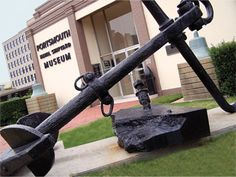 Exploring the Portsmouth Naval Shipyard Museum is a panoramic experience, covering over 250 years of Portsmouth's history. Miss Virginia, Virginia Homes, Virginia Beach, Portsmouth Virginia, Richmond Virginia, Virginia Vacation, Virginia Is For Lovers, Old Dominion, Vacation Spots