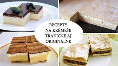 Recepty na krémeše: tradičné aj originálne, ovocné, tvarohové aj orechové | Naničmama.sk Cheesecake, Food, Cheesecakes, Essen, Meals, Yemek, Cherry Cheesecake Shooters, Eten