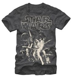 Star Wars: Classic Poster T-Shirt