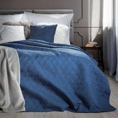 #homedecor #inspiration #decoration #design #blue #colors #glam Comforters, Home Goods, I Am Awesome, Dark Blue, Blanket, House, Blue Colors, Inspiration, Design