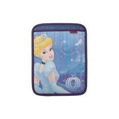 Cinderella Princess iPad Sleeves $48.95