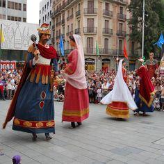 Festa Major de Sant Roc - Barcelona