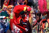 Carnaval 2014 Tilcara Humahuaca
