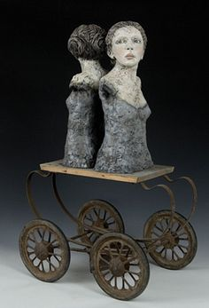 sculpture  @Patricia Smith Smith K. Young   Check out my clay board