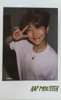 #TBT on a monday #kimnamjoon #namjoon #joonie #rapmonie #rapmon #rapgod #godofdestruction #kpopshoutout #youneverwalkalone #koreanboys #pardon #bangtansonyeodan #BTS #bts #beyondthescene #comeback #bias #stan #army #ARMY #bulletproof #wearebulletproof