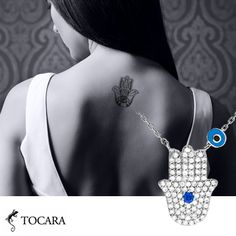 Tocara Rejeanne necklace | DiAmi - Spinel - Sterling Silver
