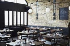 open bar restaurant plan - Google Search