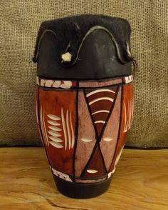 Original Bongo Drum from Mozambique