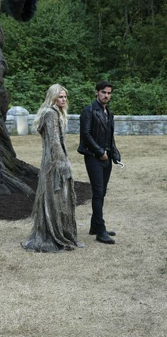 """Hook and Emma Swan - [5x02] """"The Price"""" #CaptainSwan"""