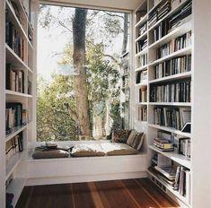 Home Library Design, Family Room Design, Dream Home Design, My Dream Home, Home Interior Design, House Design, Library Ideas, Library Organization, Library Inspiration