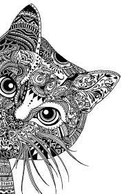 Resultado de imagen para mandalas de animales para colorear