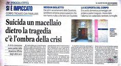 Suicidi di stato questa volta è toccato a Foggia nel nostro territorio.