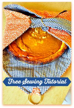 Pie Carrier and Casserole Tote | Free Sewing Tutorials