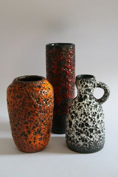 Ceramic Vases | West German Pottery