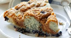 blueberry coffee cake this coffee cake bursting with blueberries ...