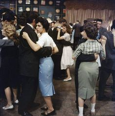 Teenagers dance on the set of Dick Clark's television program, 'American Bandstand,' Get premium, high resolution news photos at Getty Images 1950s Teenagers, Teen World, American Bandstand, The Big Hit, Shall We Dance, Television Program, Thats The Way, Dance The Night Away, Back In The Day