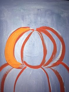 Easy canvas painting for beginners step by step. Learn how to paint a pumpkin topiary painting on canvas! Paint this and more fall canvas paintings! Pumpkin Canvas Painting, Halloween Canvas Paintings, Halloween Painting, Pumpkin Topiary, A Pumpkin, Step By Step Painting, Learn To Paint, Fall Halloween, Halloween Decorations