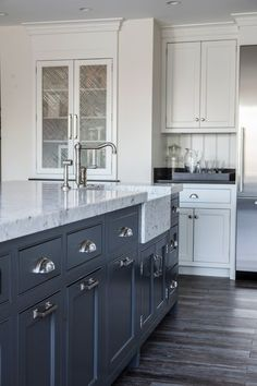 See more project details for Westport Kitchen by JMKA | architects including photos, cost and more.
