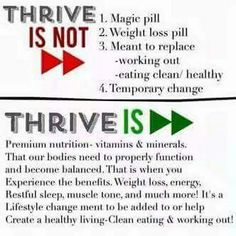 The THRIVE Experience is an premium lifestyle system, to help you experience peak physical and mental levels. 3 premium products taken every morning, that have changed millions of lives—THRIVE Experience. Better Life, Feel Better, What Is Thrive, Thrive Life, Level Thrive, Thrive Le Vel, Thrive Experience, Natural Supplements, Feel Good