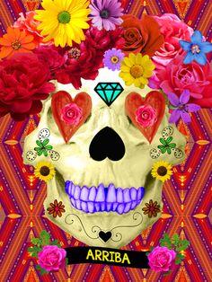 Arte VIVA MÉXICO! Artista Ana Paula Hoppe