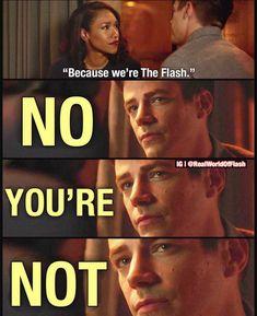 Haha Run Joe Run Da Flash In 2019 The Flash Supergirl Flash