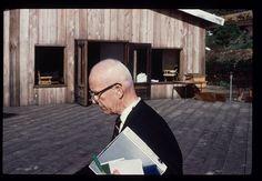 Buckminster Fuller, at Esalen