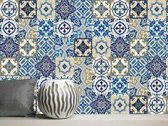 Stickers Voor Tegels : Keuken tegels muur mooi zelfklevende moza¯ek tegel muurtattoo