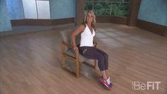 5 exercices à faire assis pour réduire la graisse abdominale | NewsMAG