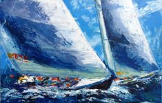 Jane Vaux is offering to loan her pictures to sailing clubs across the UK plus a slice of the profits if they sell