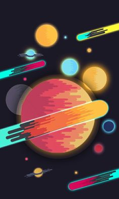 #Galaxia #Colors #Planetas #Photoshop #Arte #Edicion