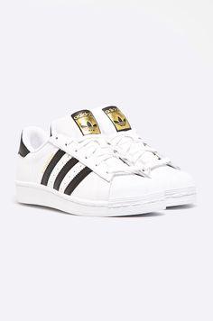 adidas Originals - Buty Superstar biały w ANSWEAR.com   wysyłka w 24h   darmowa dostawa i zwrot od 150 zł