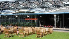 cafe terraces!