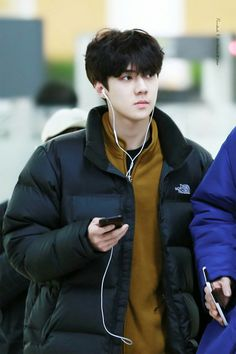 [180201] #SEHUN @JAPAN to KOREA