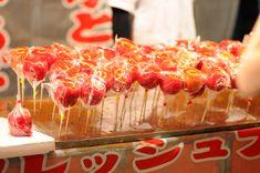 りんご飴(2)