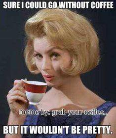 Ha! Nope. #coffee