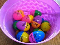 25 Ideas for Plastic Eggs | Totally Pinteresting